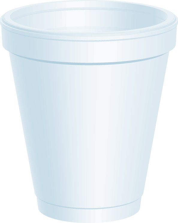 6 OZ SPACE SAVER CUP 40/25