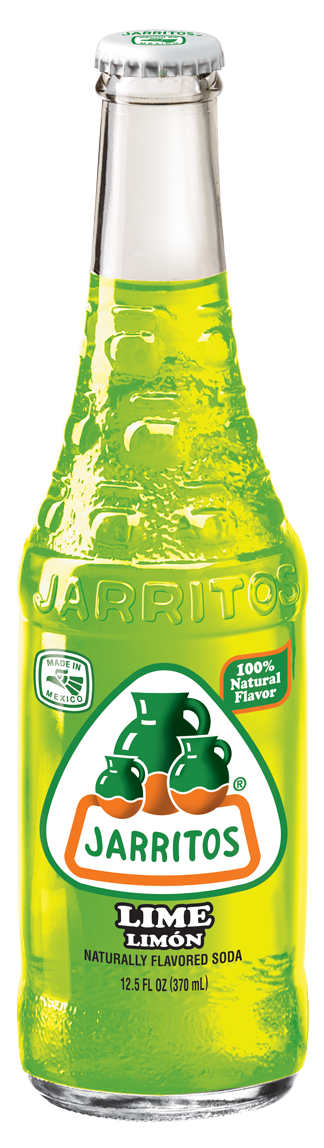 Jarritos® Lime Soda, 12.5 oz.