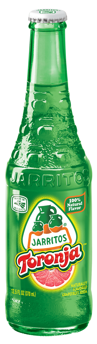 Jarritos® Grapefruit Soda, 12.5 oz.