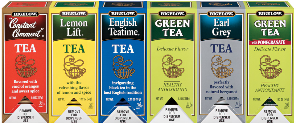 6 Flavor Herbal Assortment