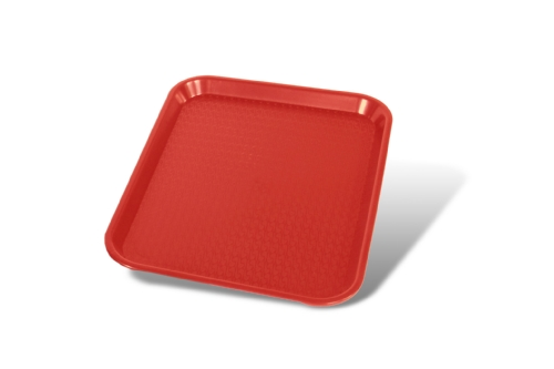 Fast Food Tray 14x18 Red